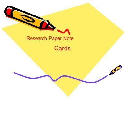 How To Write a Research Paper Outline Student Guides